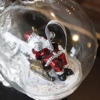 美國MichaelAram工藝飾品 聖誕老人聖誕裝飾