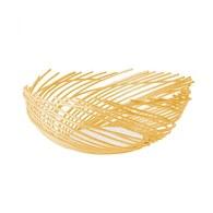 美國MichaelAram工藝飾品 幸福海芋系列裝飾托盤 (直徑33公分)