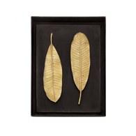 美國Michael Aram藝術掛飾 印度聖木葉片立體壁掛