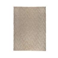 荷蘭Zuiver 鋸齒線條手織地毯 (米、長240公分)