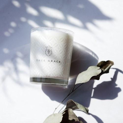 英國TrueGrace香氛蠟燭 N°13 綠茶 (190克)