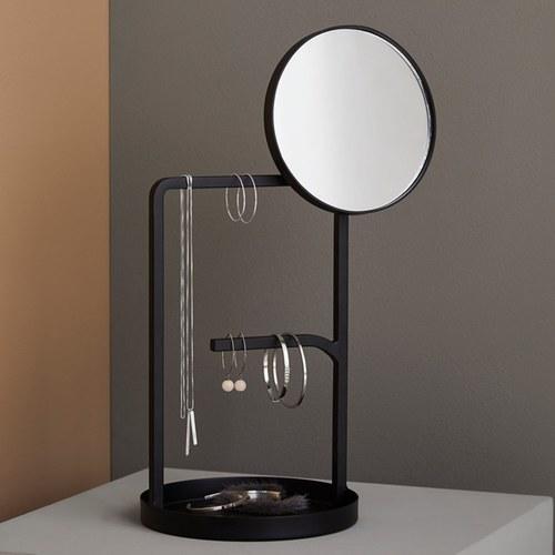 丹麥WOUD Muse謬思女神的祝福梳妝鏡首飾架