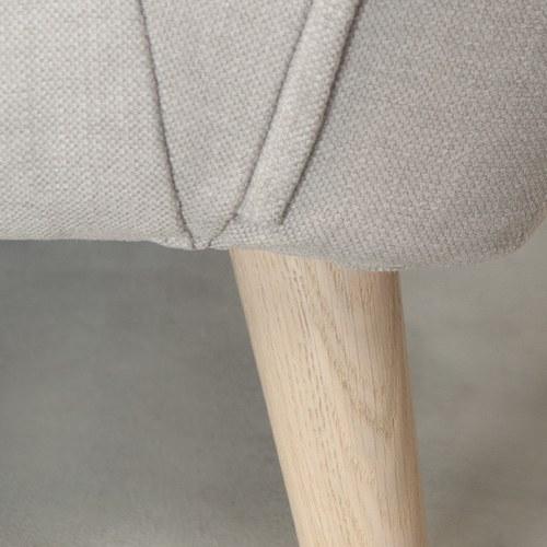 波蘭Sits Stella灑落的片刻日光雙人沙發 (灰米)