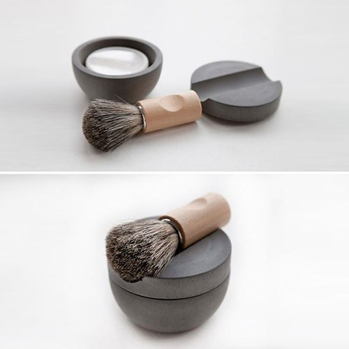 瑞典Iris Hantverk 刮鬍刷