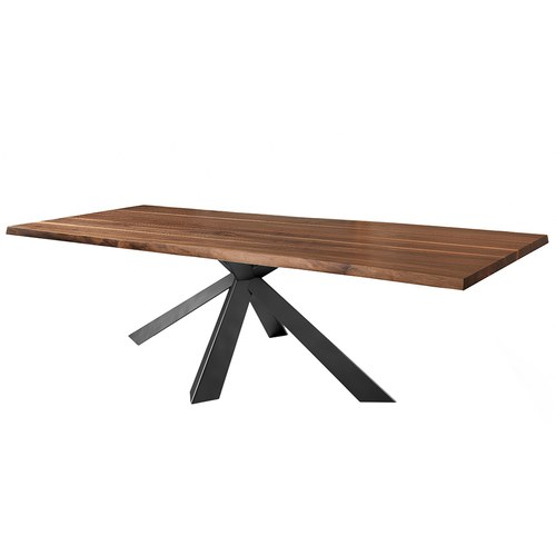義大利Oliver B 立體軸根枝狀實木餐桌 (長220公分)