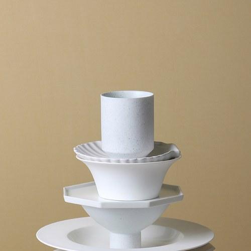 荷蘭HkLiving 雅典娜陶瓷茶杯