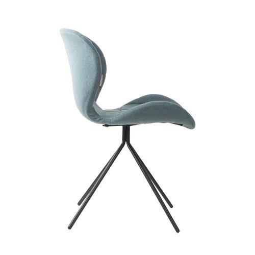 荷蘭Zuiver OMG!時尚玩色單椅(藍)