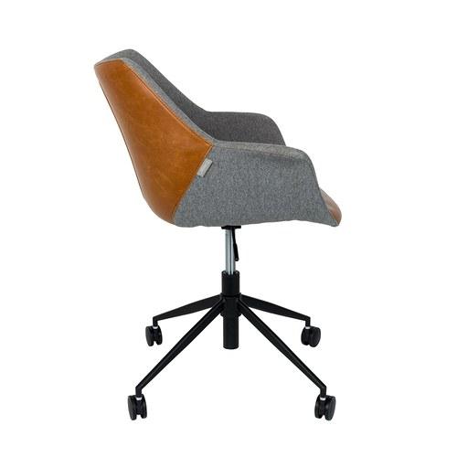 荷蘭Zuiver 道爾頓旋轉辦公椅