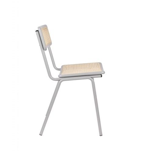 荷蘭Zuiver 霍爾特藤編單椅 (灰)