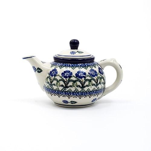 荷蘭BunzlauCastle 黑莓圖紋茶壺 (400毫升)