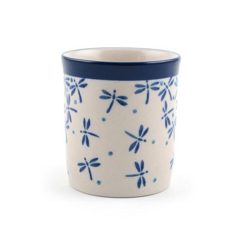 荷蘭BunzlauCastle 水塘嬉遊圖紋馬克杯 (150毫升)