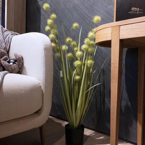 荷蘭Emerald人造植栽 球型花叢 (高85公分)