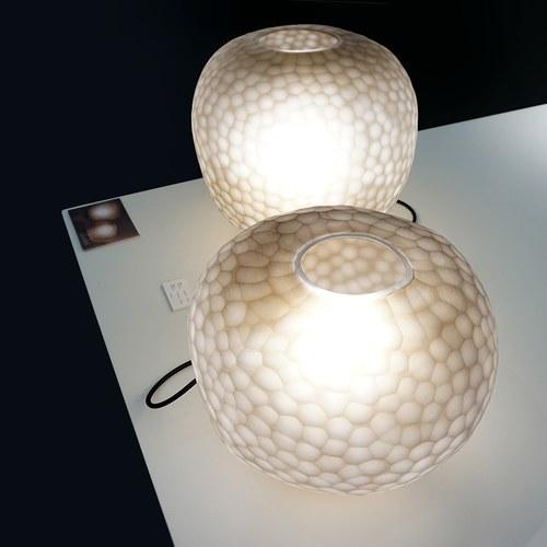 德國Guaxs玻璃桌飾 ERBSE系列 (煙燻灰、高26公分)