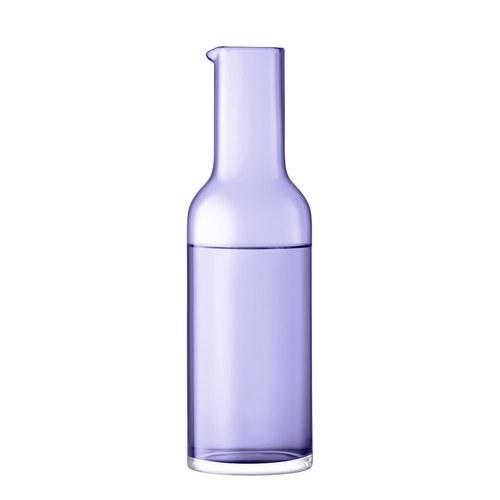 英國LSA 微透春彩玻璃水壺 (紫羅蘭)