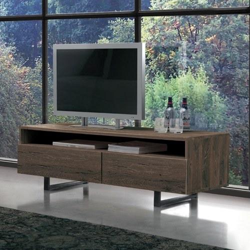 義大利OliverB QUADRA原木收納電視櫃