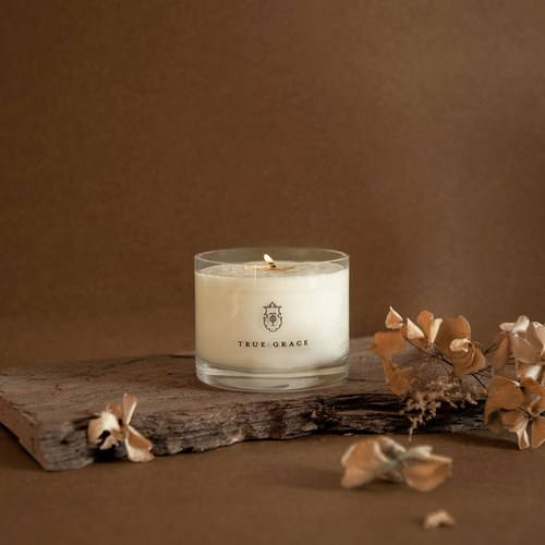 英國TrueGrace香氛蠟燭 N°02 摩洛哥薔薇 (225克)