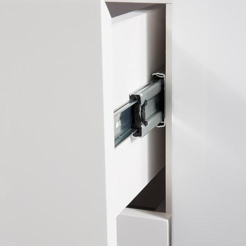 荷蘭Zuiver 鏡面質感白收納櫃 (長160公分)