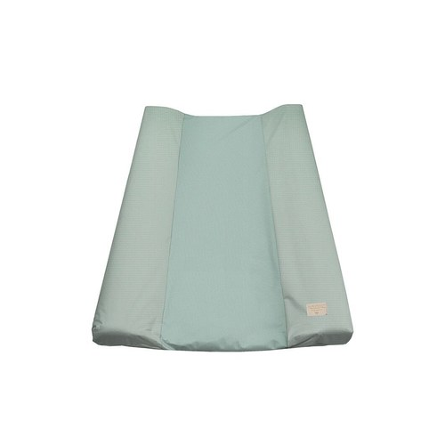 西班牙Nobodinoz 寶寶防水尿布更衣墊 (湖水綠)