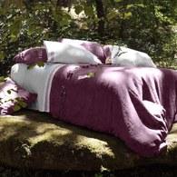 葡萄牙Amalia Especiarias 雙人特大被套 (紫)