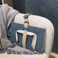 葡萄牙BUREL 提袋款平板保護包 (牛仔藍)