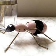 葡萄牙Mambo藝術擺飾 螞蟻 (粉)