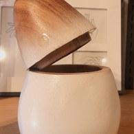 丹麥LENE BJERRE 西洋梨造型木製擺飾