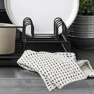 丹麥Nordal 威化餅乾格紋茶巾