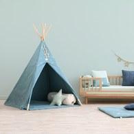 西班牙Nobodinoz 印第安帳篷 (綠色營地探險)