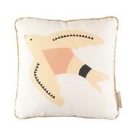 西班牙Nobodinoz 小飛鳥正方形棉質靠枕