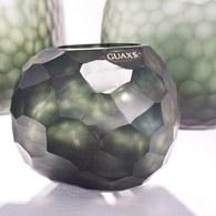 德國Guaxs玻璃燭台 SOMBA系列 (墨綠、高12公分)