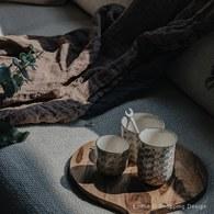 義大利Living divani-Rod 多人沙發組/典雅白