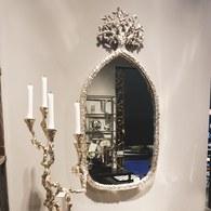 美國Michael Aram工藝飾品 永生樹系列造型長鏡