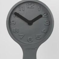 荷蘭Zuiver 極簡品味立鐘 (灰、高111.5公分)