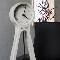 荷蘭Zuiver 極簡品味水泥款立鐘 (高38公分)