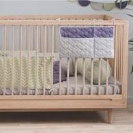 西班牙Nobodinoz 原木嬰兒床