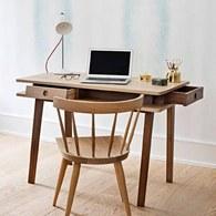葡萄牙WEWOOD 開闔式書桌 (橡木)
